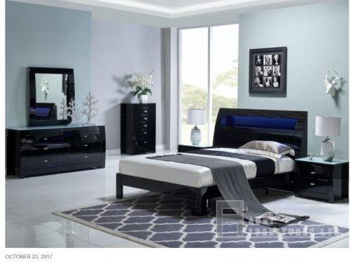 Abhi Metro Bedroom Set